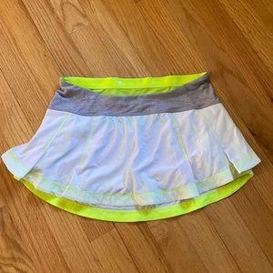 Lululemon Presta Skirt Size 4